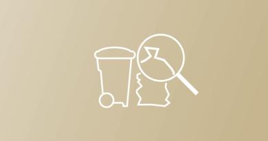 нормативы образования отходов