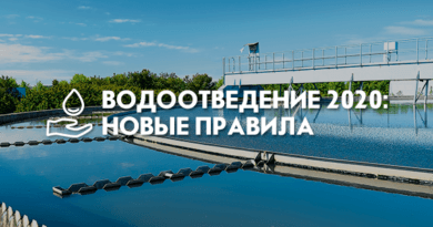 контроль сточных вод